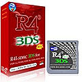Comment peut-on choisir la carte R4i 3DS pour DS/3DS