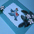 Broderie a