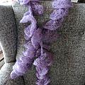 Kidsilk creation scarf