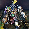 <b>Deathwatch</b> Overkill : La Kill Team Cassius est terminée !!!!