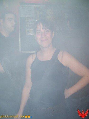 Immergeant du brouillard..AnnSo