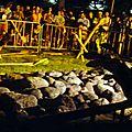 Marche sur le feu 07 - Le chemin de pierres chaudes