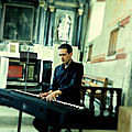 Groupe de musique •duo piano voix •chanteurs musiciens pour messe de mariage baptême cérémonie religieuse Nantes Saint-Nazaire