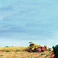 Agriculture mécanisée