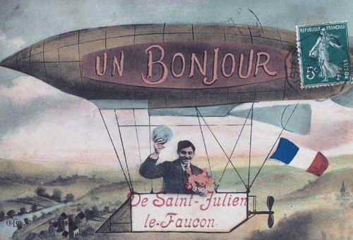 3 - Saint Julien le Faucon