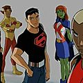 Young justice - episode 14