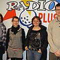 Liliba et les contributeurs de libfly passent à la radio