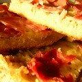 Tarte au pain