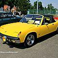 Porsche - Vw 914 coupé de 1970 (Rencontre de véhicules anciens à Achenheim) 01
