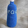 The serial crocheteuse n°142 la vie en bleu