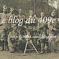 Le blog du 409e RI