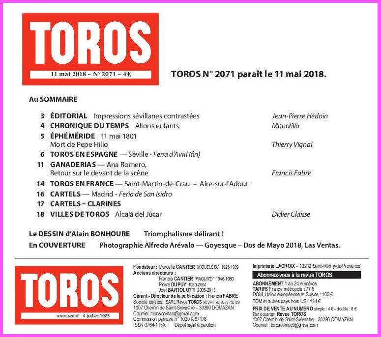 TOROS_2071_sommaire