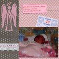 Un ange est né le 13 septembre 2006
