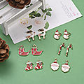 PandaHall collection des accessoires de Noël