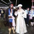 Jack Sparrow + Elizabeth Swann
