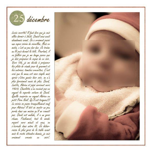 25 décembre 2009