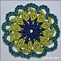 Roselaine664 granny crochet motif 118