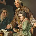 Sweden's Nationalmuseum acquires family portrait painted in 1767 by <b>Alexander</b> <b>Roslin</b>