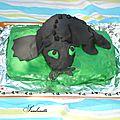 Gâteau Krokmou