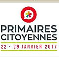 Où Voter aux Primaires Citoyennes à Eaubonne et dans les communes voisines du Val d'Oise