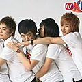 Photoshoot on M.Net No Cut Story
