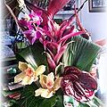 Fleurs des tropiques