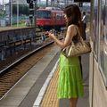 Inuyama eki, Meitetsu girl