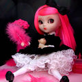 9e <b>Pullip</b>: Wurdey (<b>Stica</b> customisée)