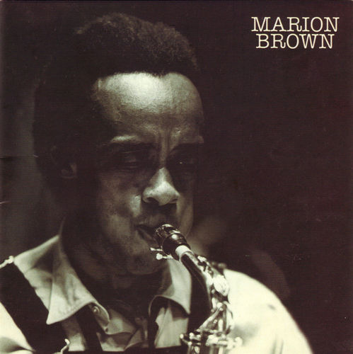 Marion Brown - 1965 - Marion Brown (ESP)