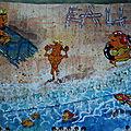 Artjournal et gribouillages : eau