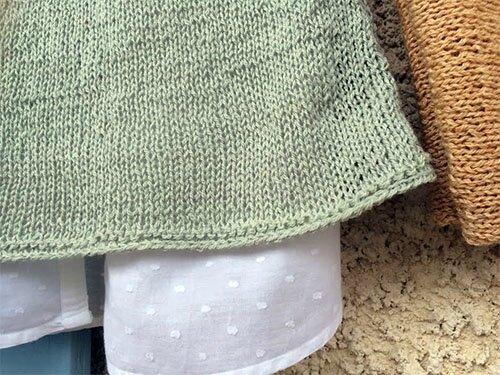 Pull bicolore couleur Clotho !