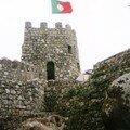 Sintra castelo de los Mouros 3