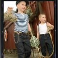 Mode enfantine scandinave