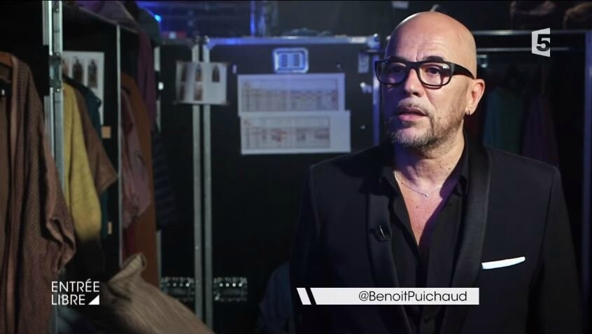 """Jesus de Nazareth à Jérusalem dans """"Entrée Libre"""" sur France 5"""