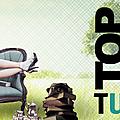 Top ten tuesday #11 - mes 10 livres qui sortent de l'ordinaire