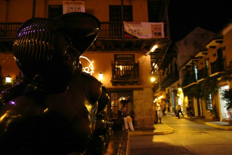 Cartagena by night 3
