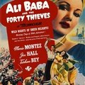 <b>Ali</b> Baba et les 40 voleurs - <b>Ali</b> Baba and the 40 Thieves. Arthur Lubin (1944)