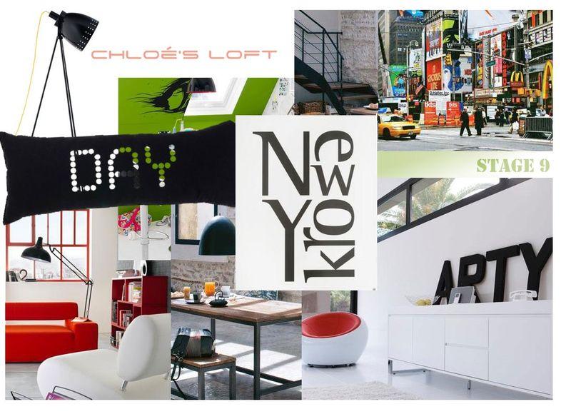 planche d co fly tendance loft industriel stinside architecture d 39 int rieur. Black Bedroom Furniture Sets. Home Design Ideas
