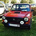 Autobianchi A112 Abarth 70 hp (1979-1982)