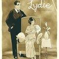 Lydie - zidrou, lafebre