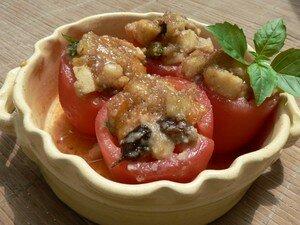 tomates confites aux douze saveurs façon Alain Passard
