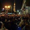 Invasion du centre ville par des hooligans japonais