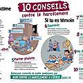 PREVENTION - Non au <b>harcèlement</b> <b>scolaire</b> - Rentrée 2018