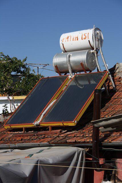 chauffe eau solaire turquie