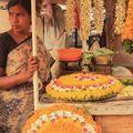 Flower Cake - Connemara Market - Palayam - Thiruvananthapuram
