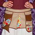 Nouveauté!!! confection de ceintures – poches!!!