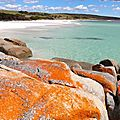 Bay of fires - tasmanie 4/9