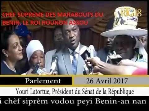 Maître Marabout Vaudou Sorcier ASSOU