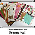 Kit multi*albums de mai (2ème version)