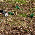 N'abandonnez pas vos déchets n'importe où !